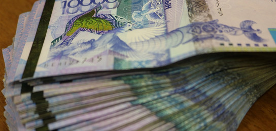 По миллиону тенге в среднем накопили казахстанцы в ЕНПФ
