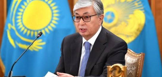 Тоқаев қорғаныс министрі Нұрлан Ермекбаевты қабылдады