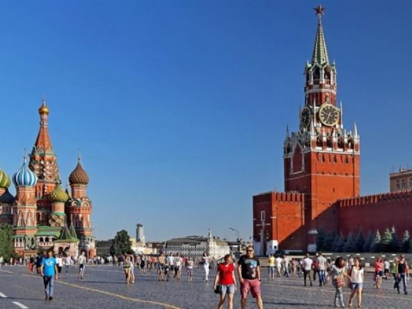 Красная площадь Москва Россия Red square Moscow Russia