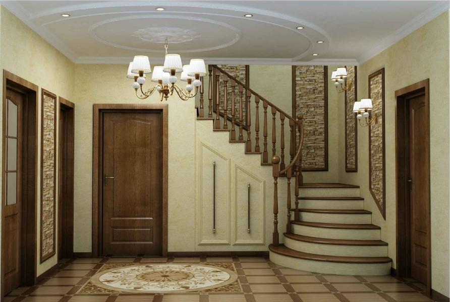 Дизайн прихожей в современной квартире. 111 фото интерьеров