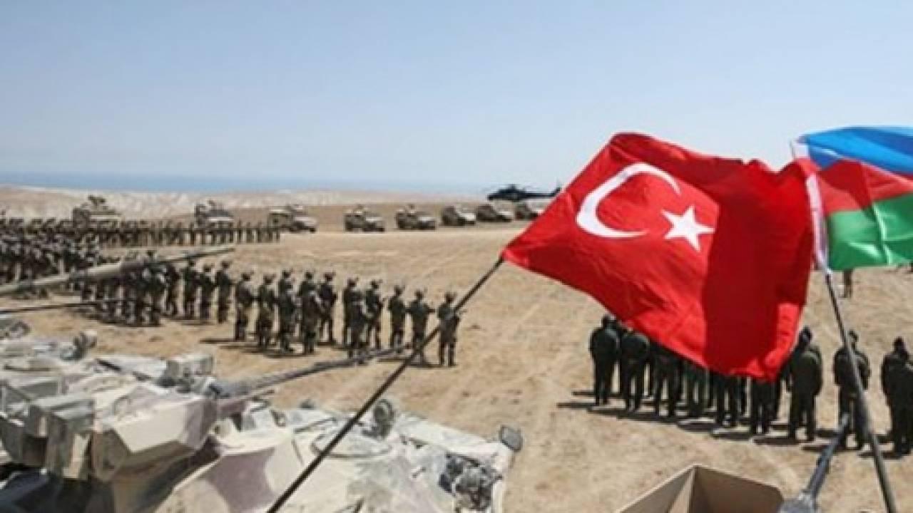 Türkiye: военное сотрудничество с Казахстаном — шаг к созданию единой Туранской  армии