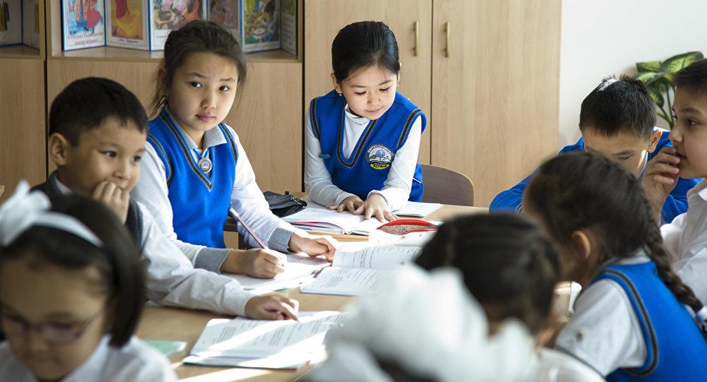 Обучение в Казахстане на английском фото